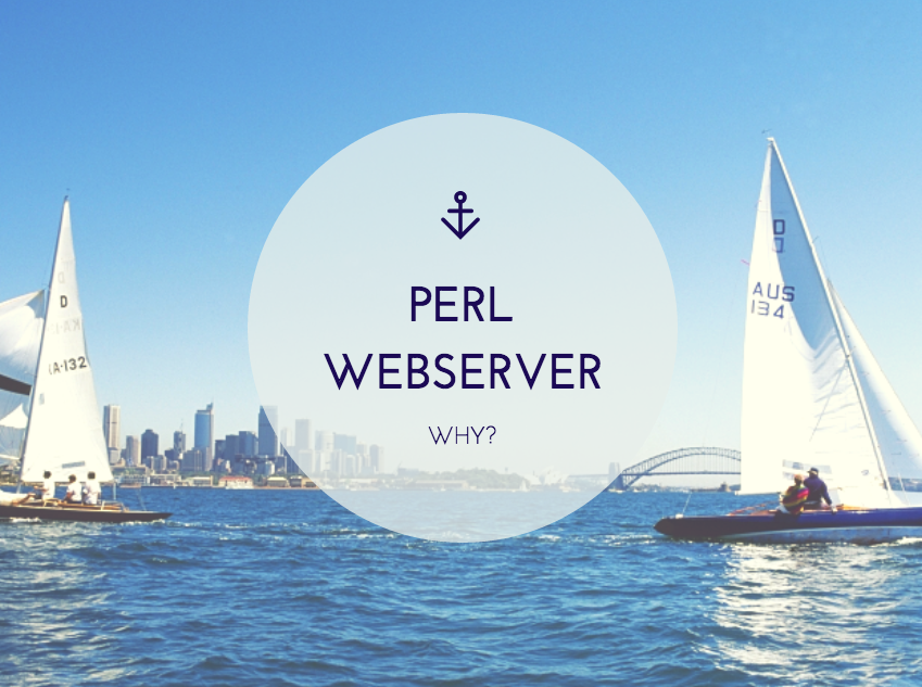 Old Webserver written in PERL