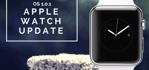Apple Watch Update